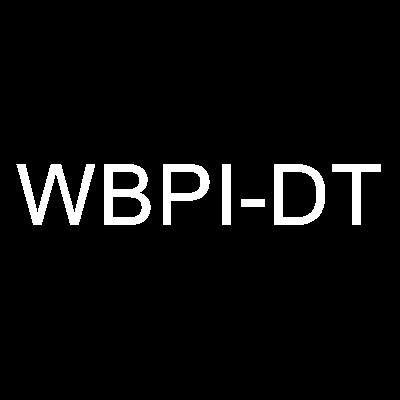 WBPI-DT Logo
