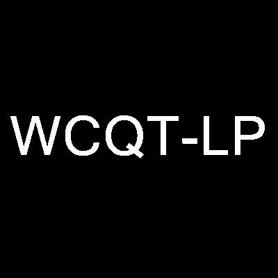 WCQT-LP Logo