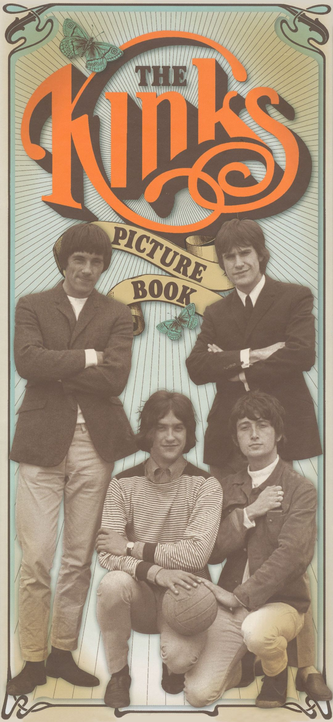 Picture Book [Box Set] - The Kinks | Songs, Reviews, Credits | AllMusic