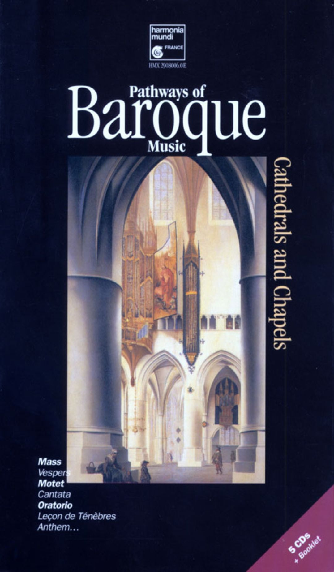Pathways of Baroque Music: Cathedrals and Chapels