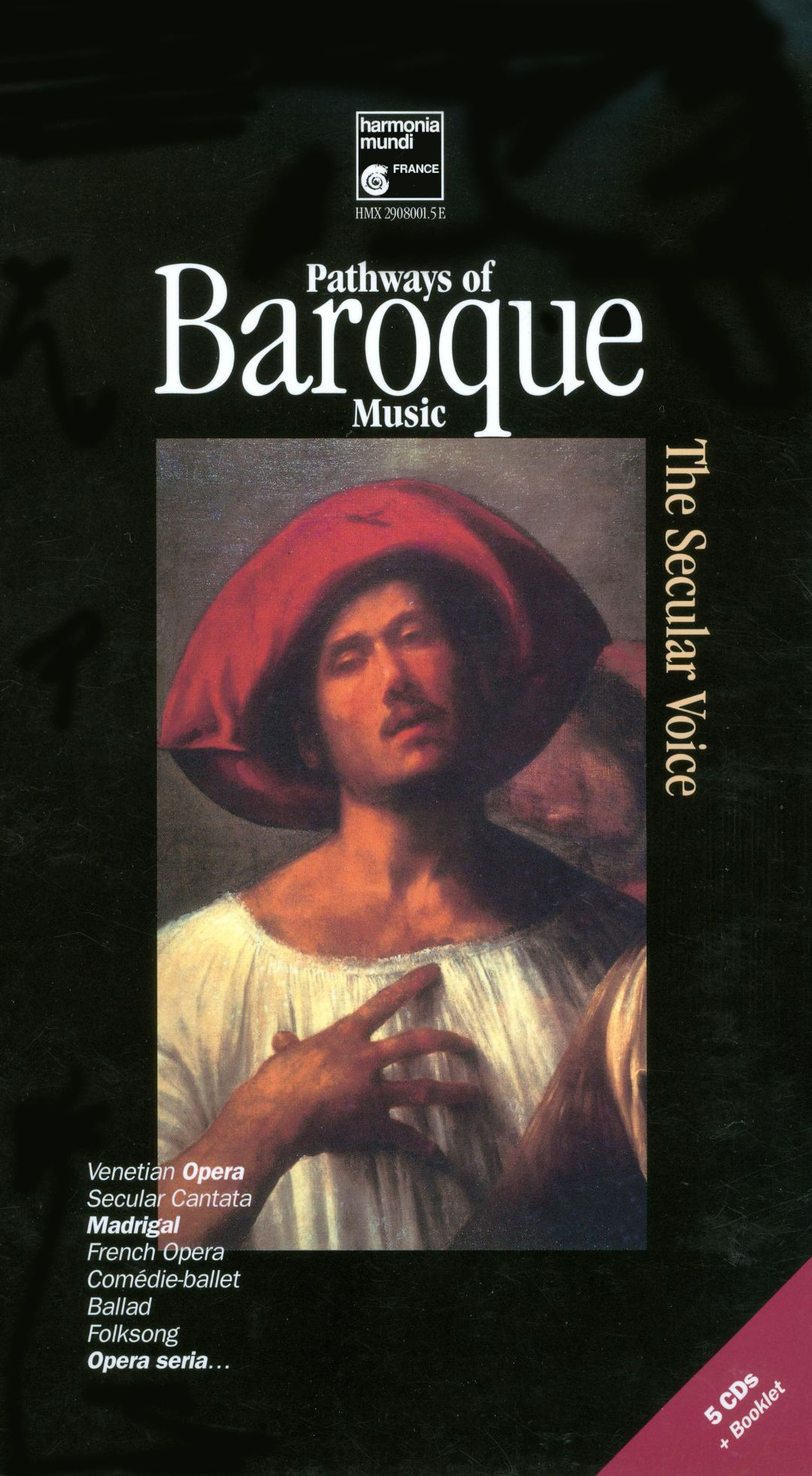 Pathways of Baroque Music: The Secular Voice