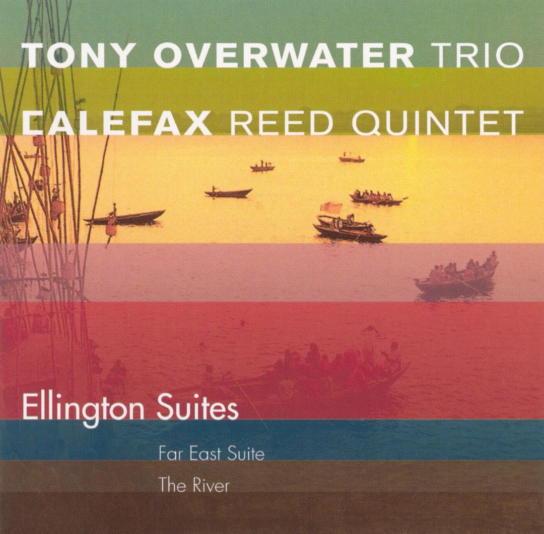 Calefax Tony Overwater Trio - Ellington Suites