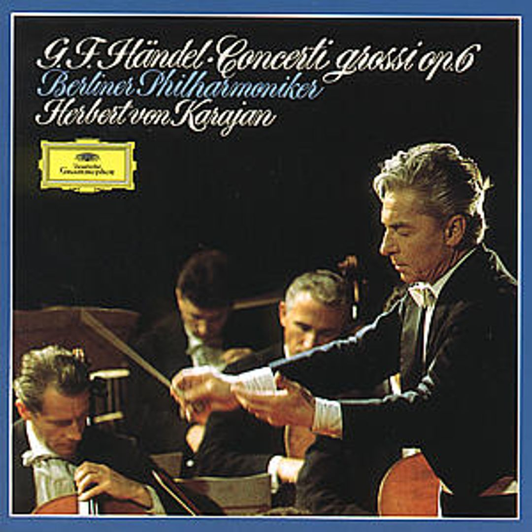 Concerto Grosso in E minor, Op.6/3, HWV 321