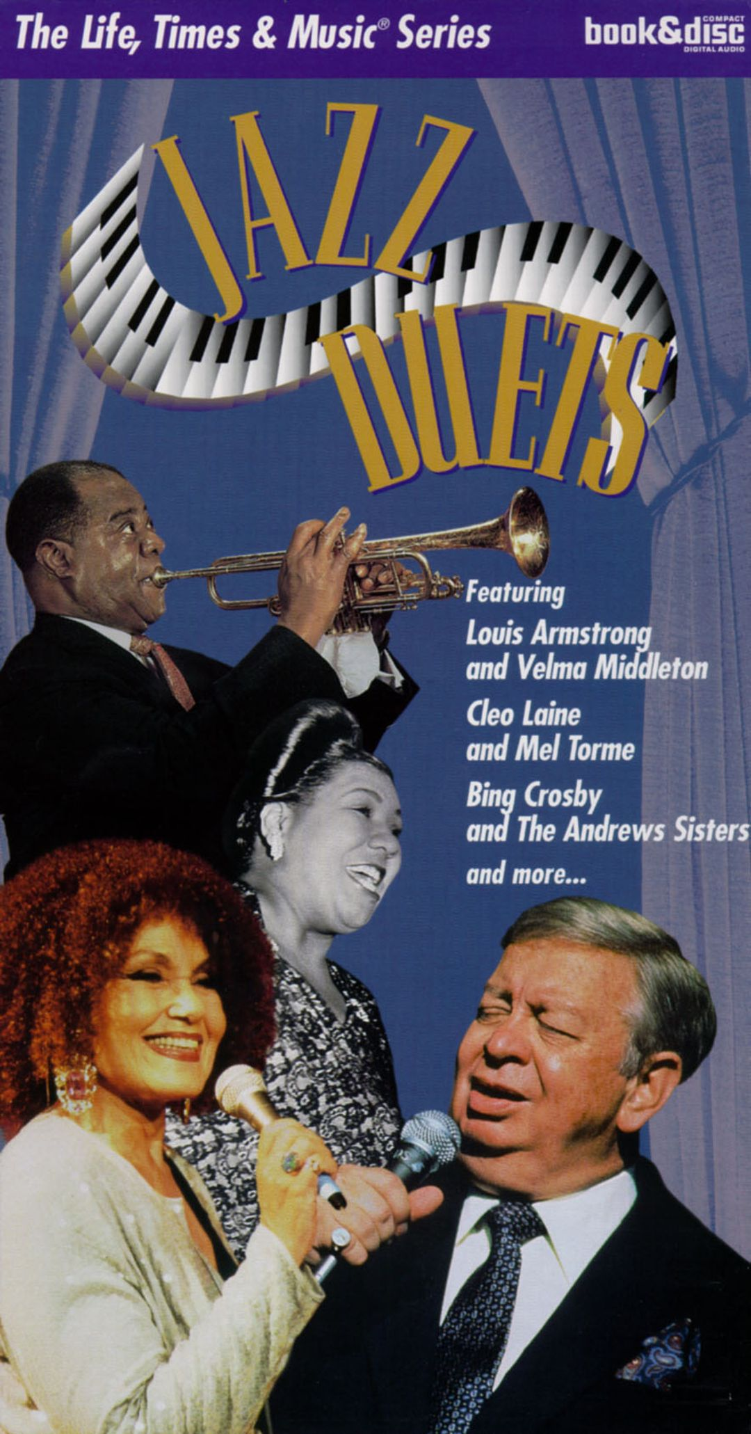 Life, Times & Music Series: Jazz Duets - Various Artists