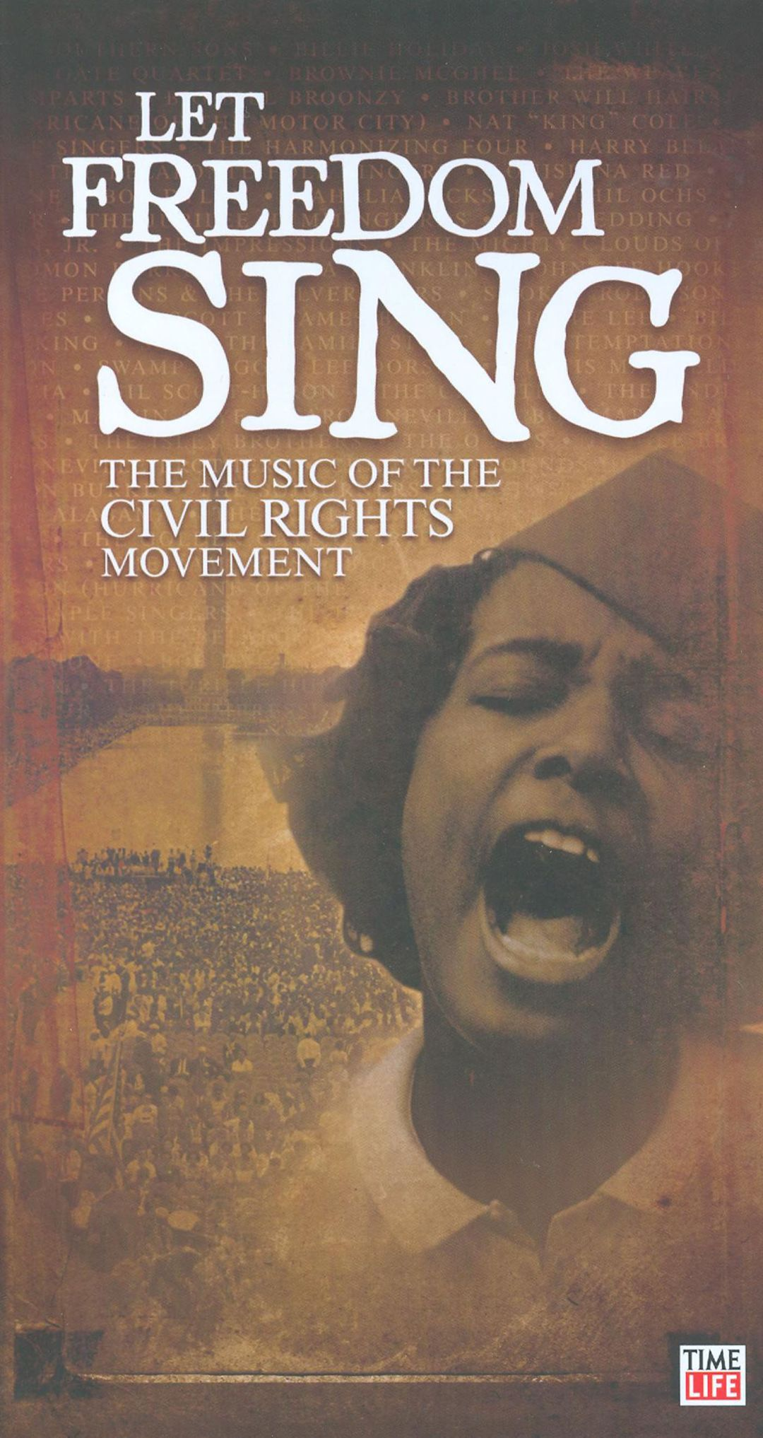 Let Freedom Sing! Music of the Civil Rights Movement