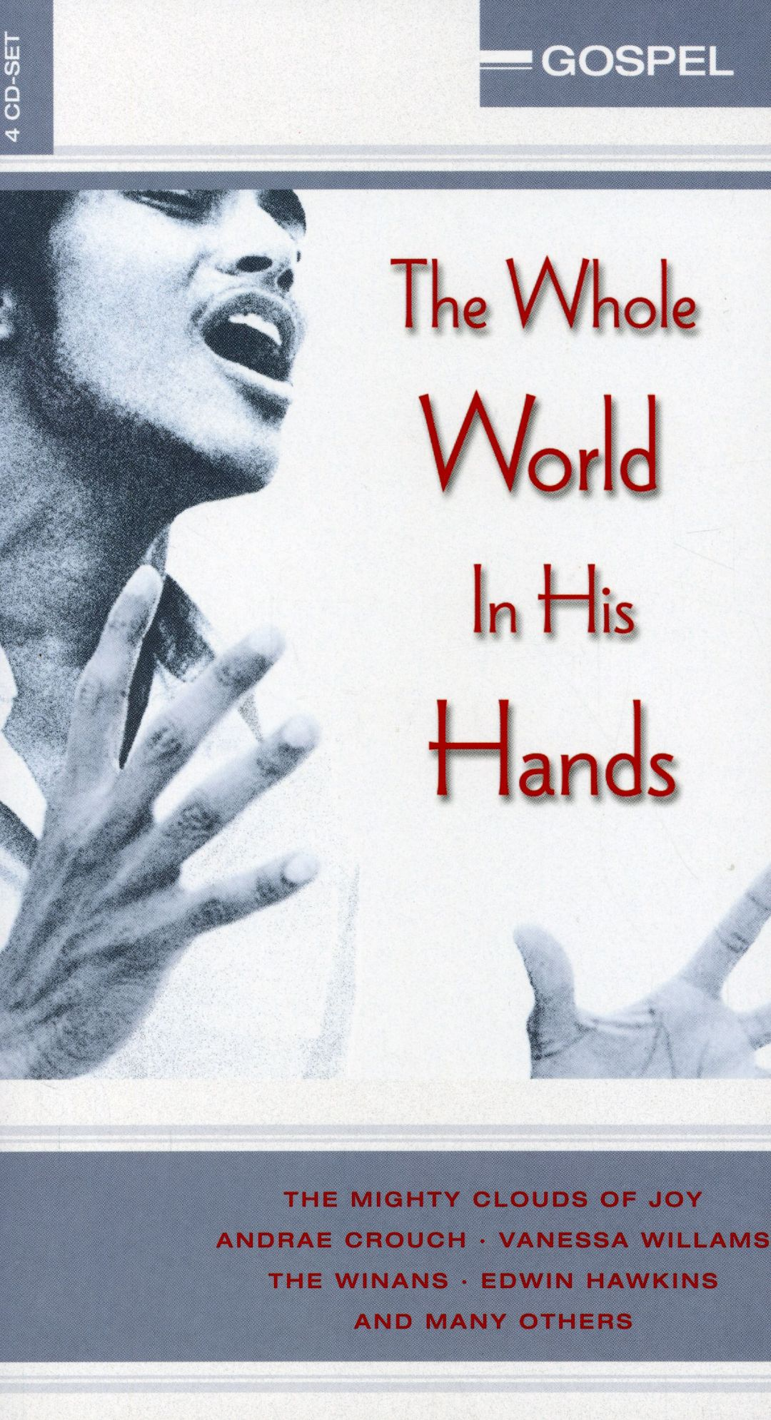 Gospel: The Whole World in His Hand