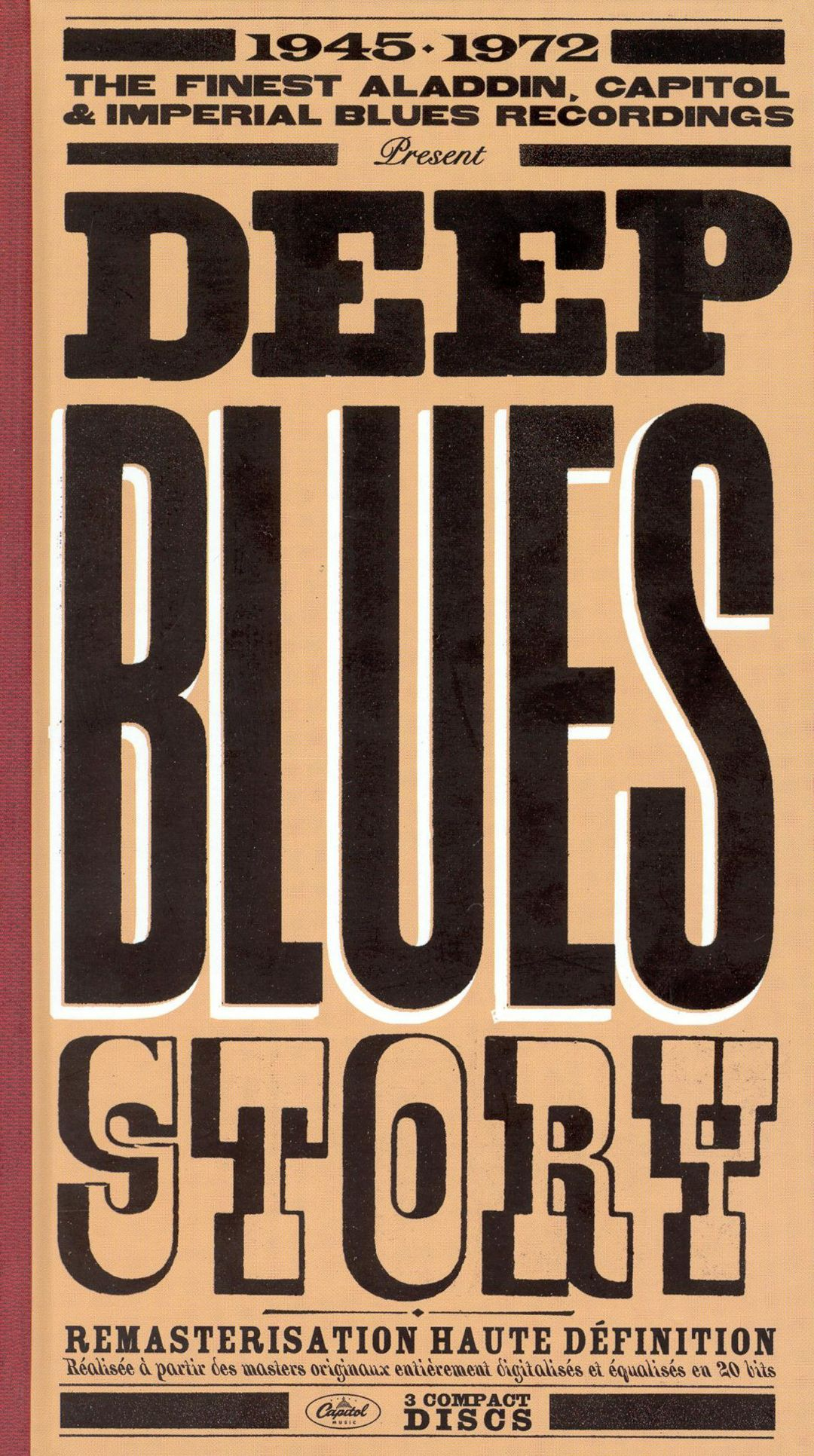 Deep Blues Story