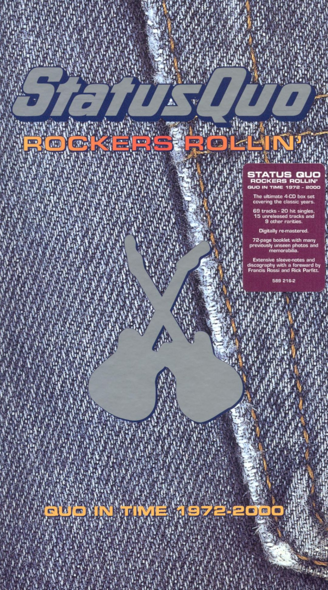 Rockers Rollin': Quo in Time