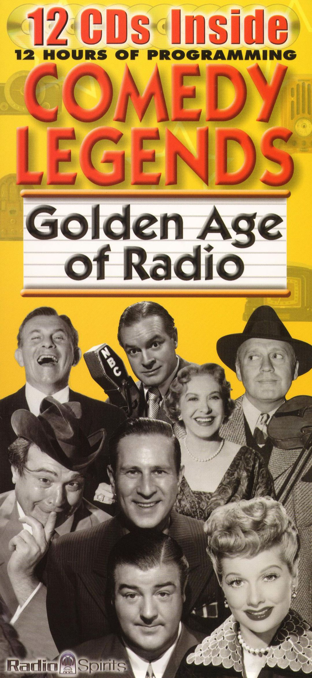 Golden Age of Radio: Comedy Legends