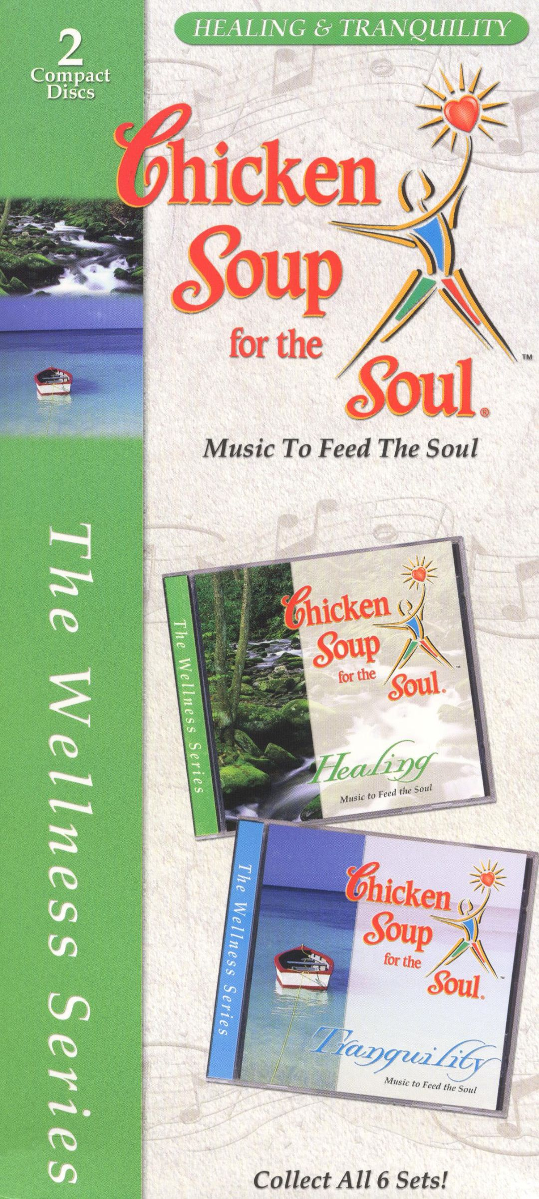 Chicken Soup for the Soul: Healing & Tranquility