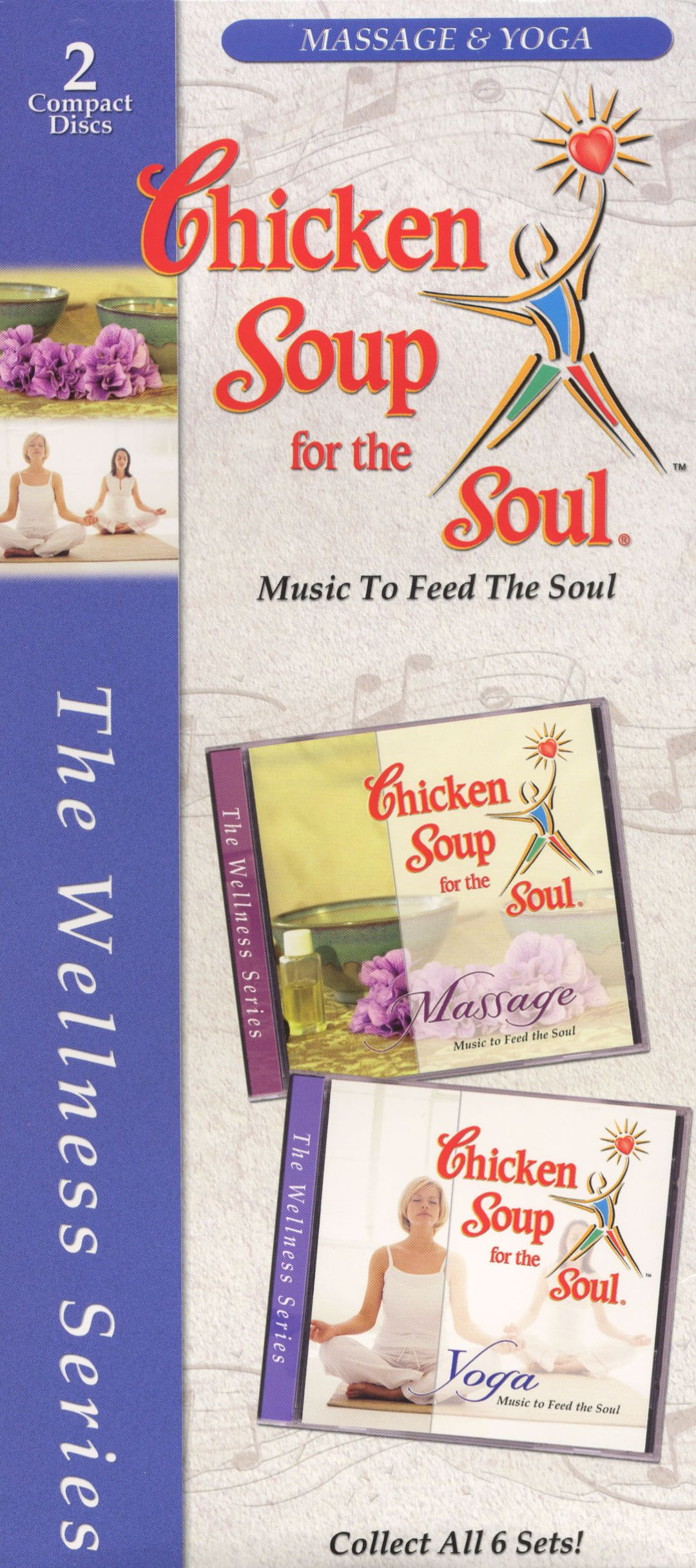 Chicken Soup for the Soul: Massage/Yoga