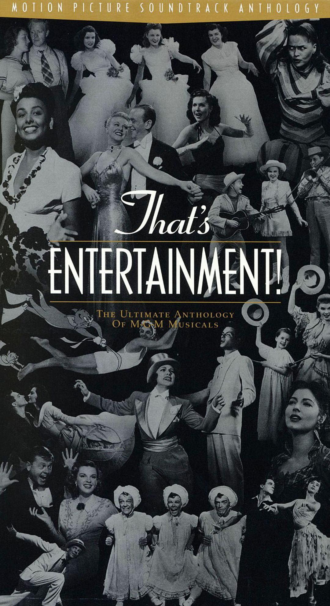 That S Rough Buddy Juliajm15 Some People Have Asked Me: That's Entertainment! The Ultimate Anthology Of M-G-M