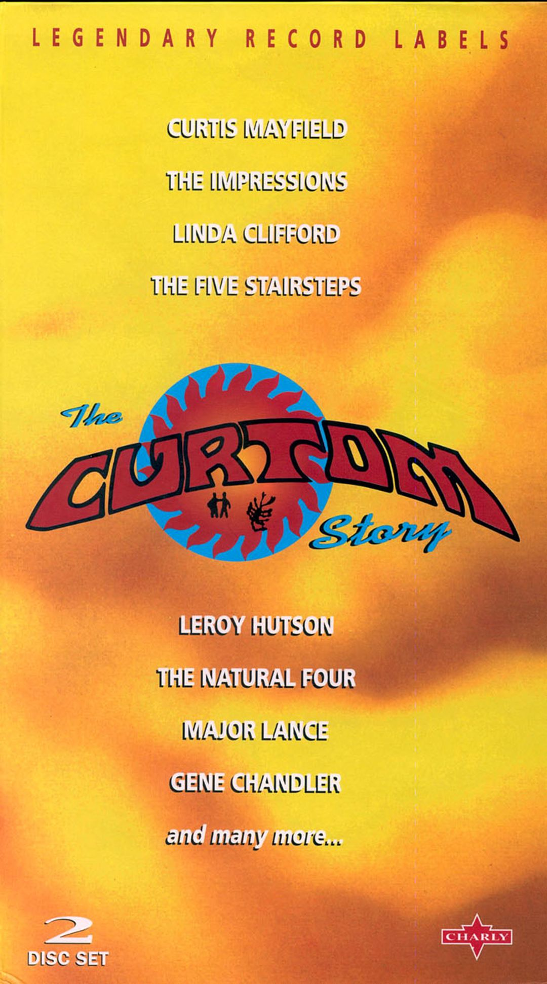 The Curtom Story [Charly]