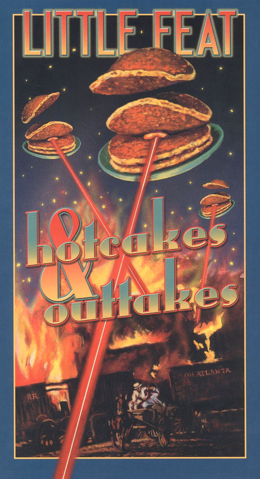 Rainy Day Fun >> Hotcakes & Outtakes: 30 Years of Little Feat - Little Feat | Songs, Reviews, Credits | AllMusic