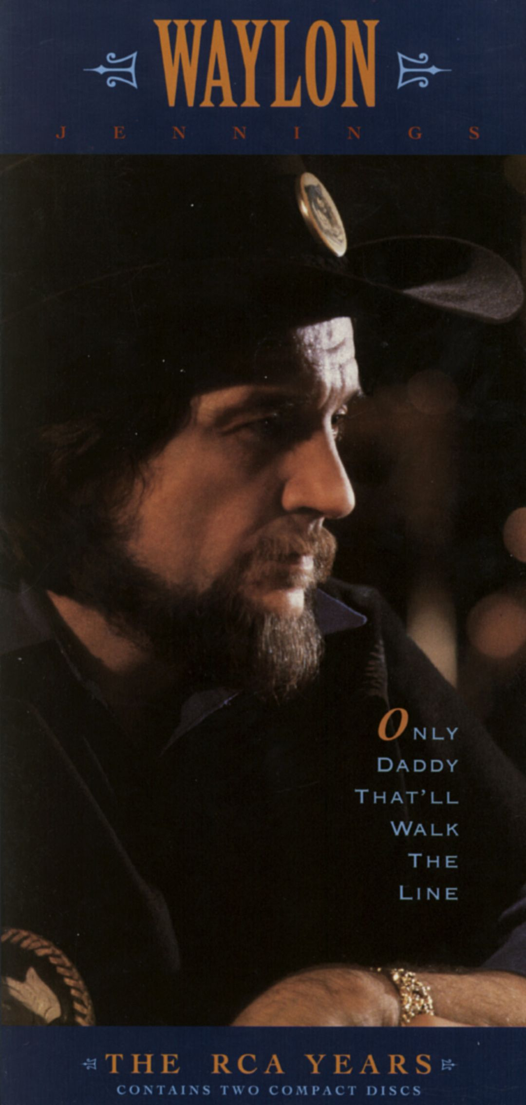 Only Daddy That'll Walk the Line: The RCA Years