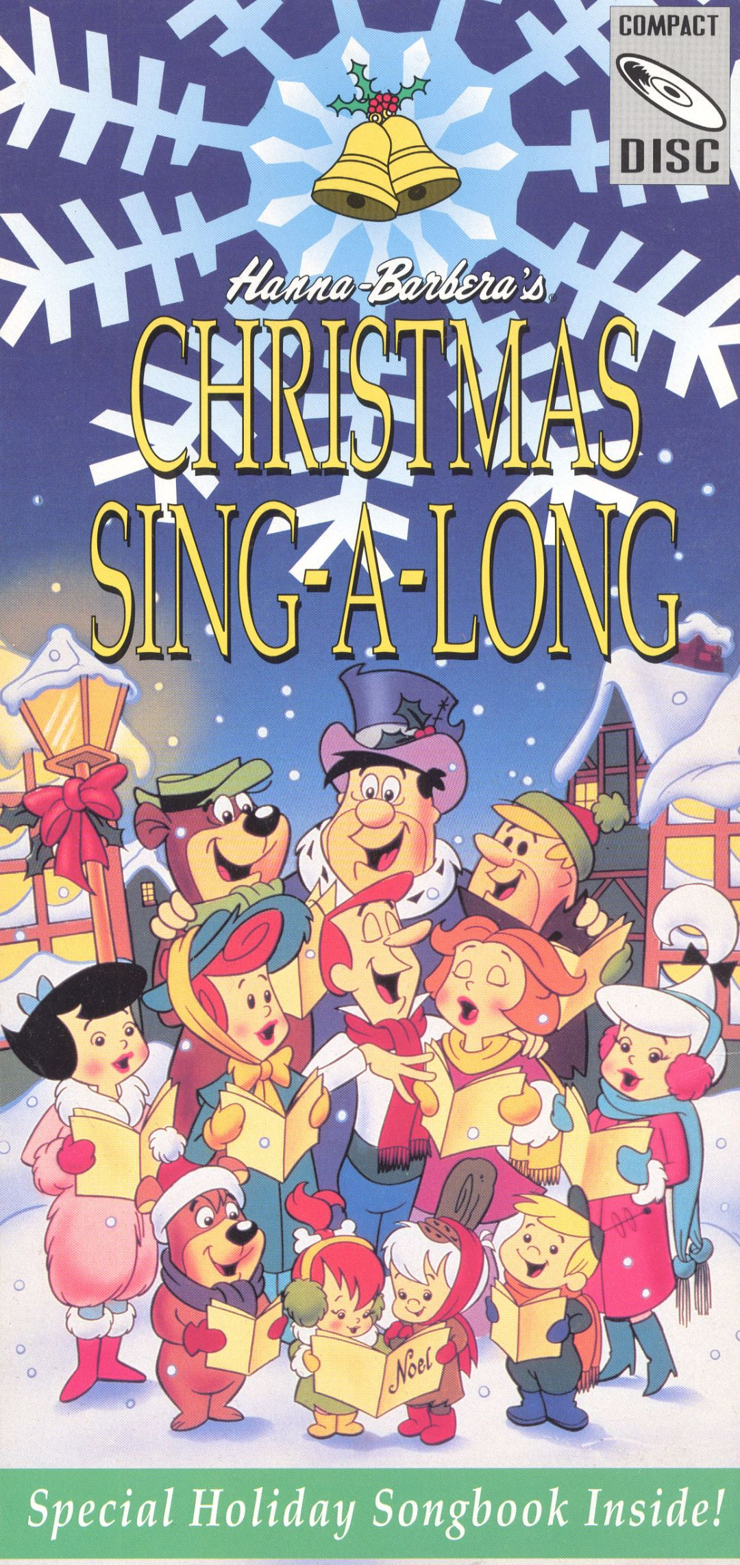 Hanna Barbera Christmas Sing-Along - Hanna-Barbera | Songs, Reviews ...