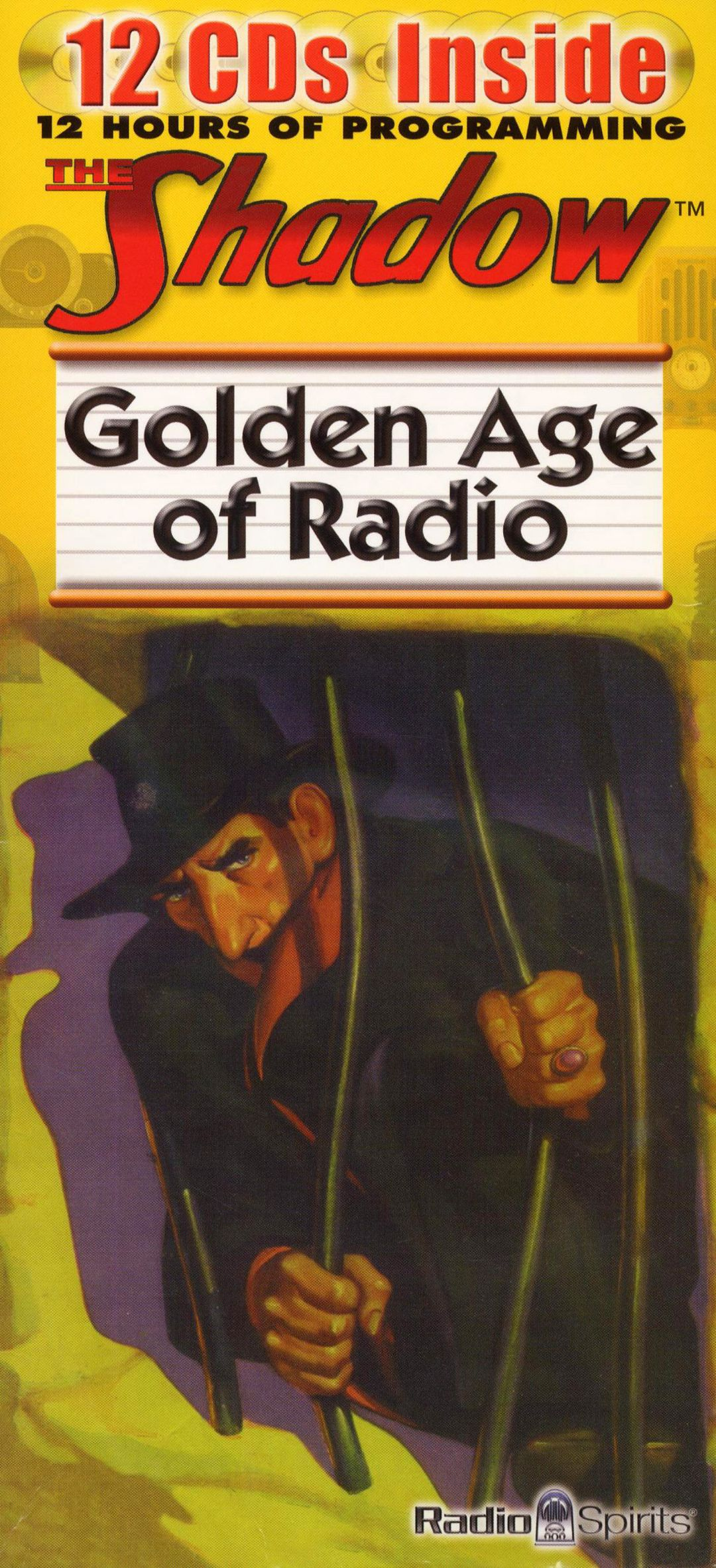 Golden Age of Radio: Shadow