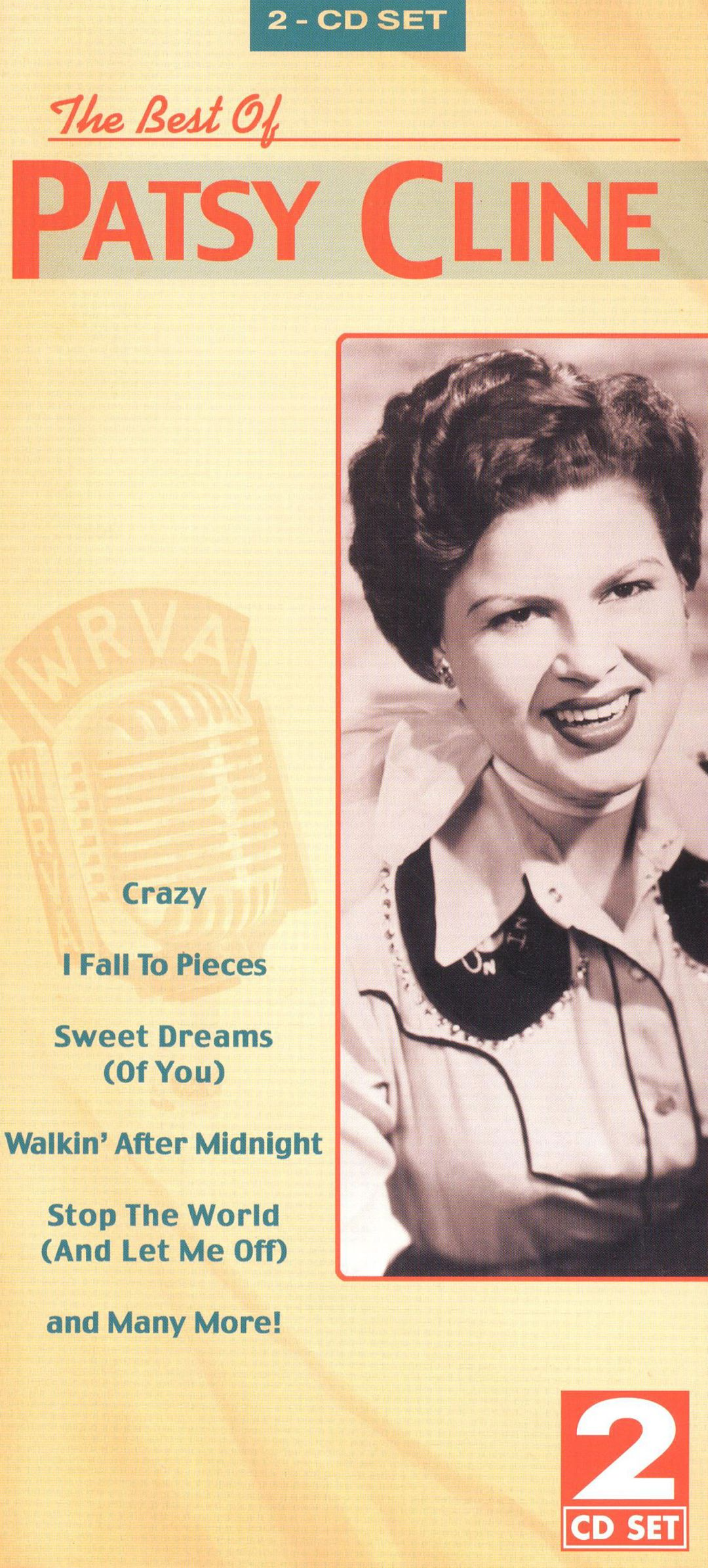 The Best of Patsy Cline [Delta 2001]