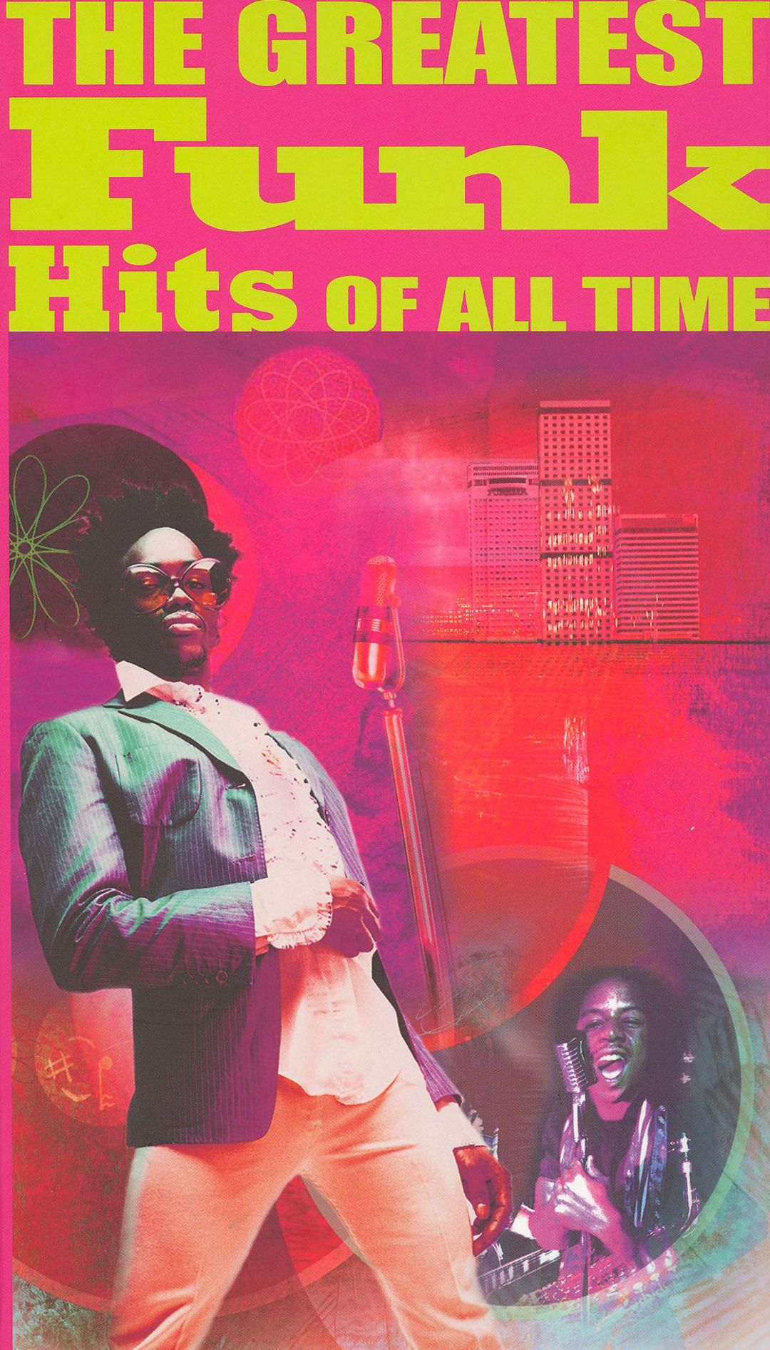 The greatest funk hits of all time various artists for Best funky house tracks ever