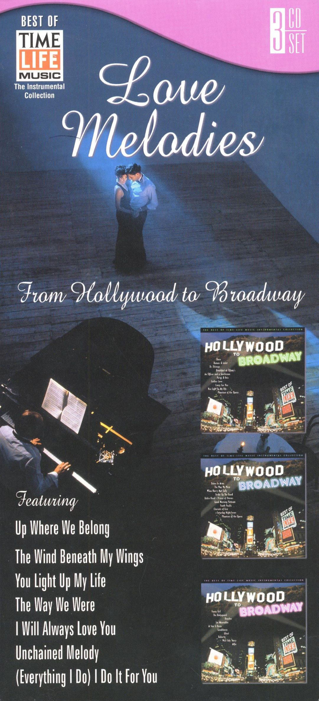 Love Melodies: From Hollywood to Broadway