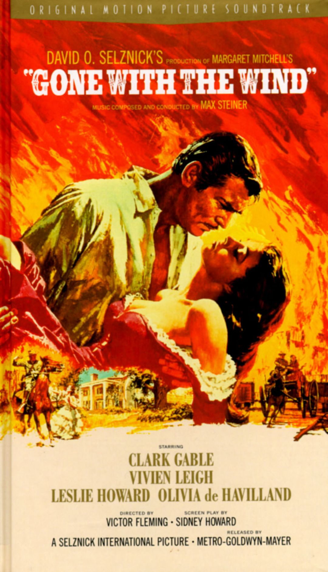 Gone with the Wind [Original Motion Picture Soundtrack] - Max ...
