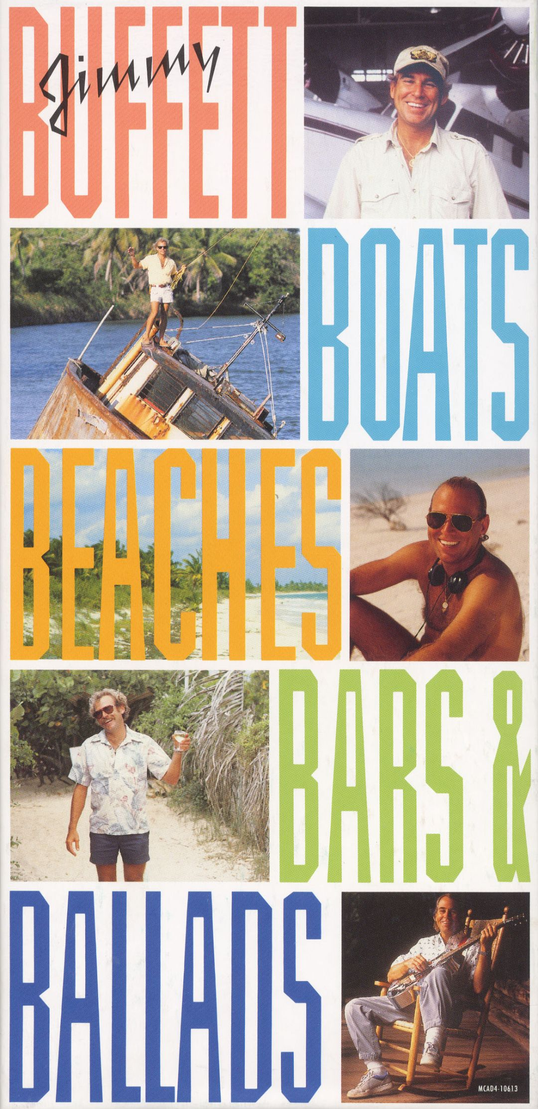 Boats, Beaches, Bars & Ballads - Jimmy Buffett | Songs, Reviews ...