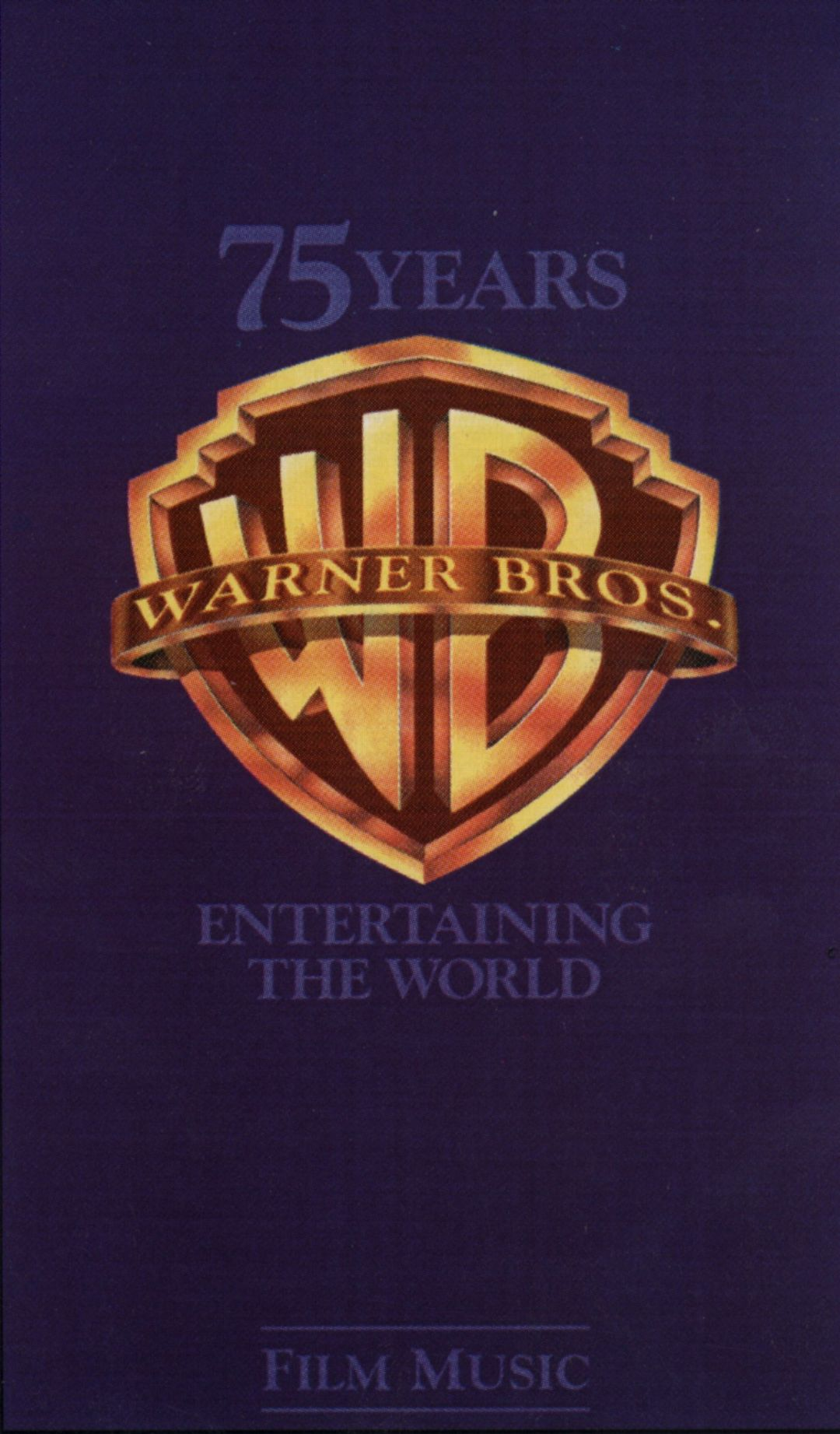 Warner Brothers 75 Years Entertaining Various Artists