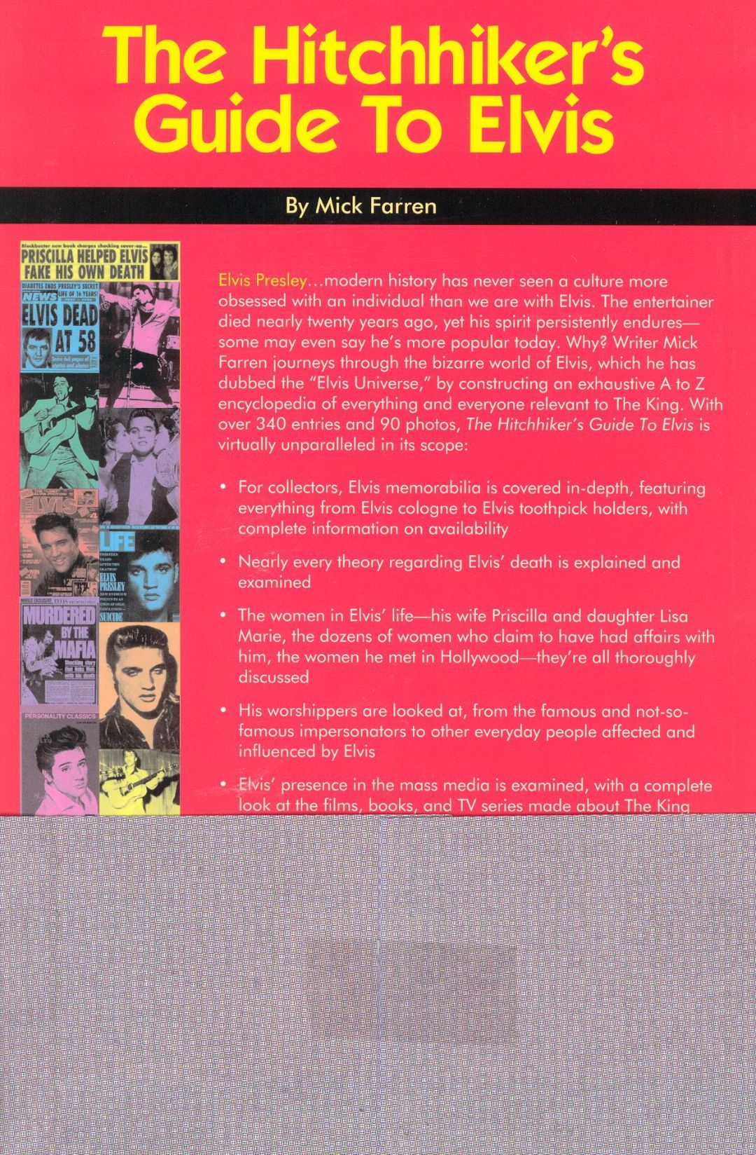 Everything About Elvis [CD & Book]