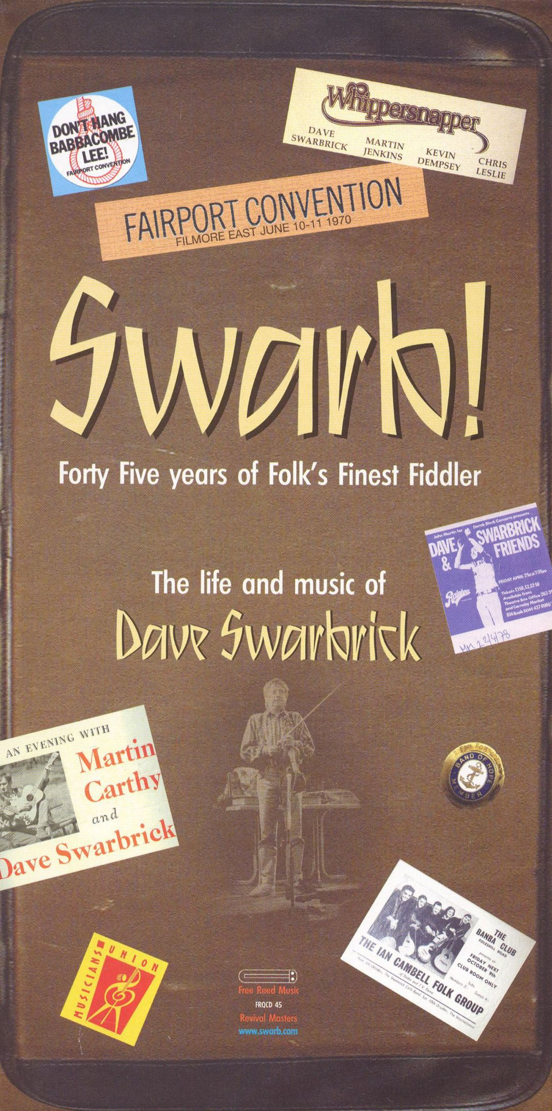 Image result for Dave Swarbrick box set