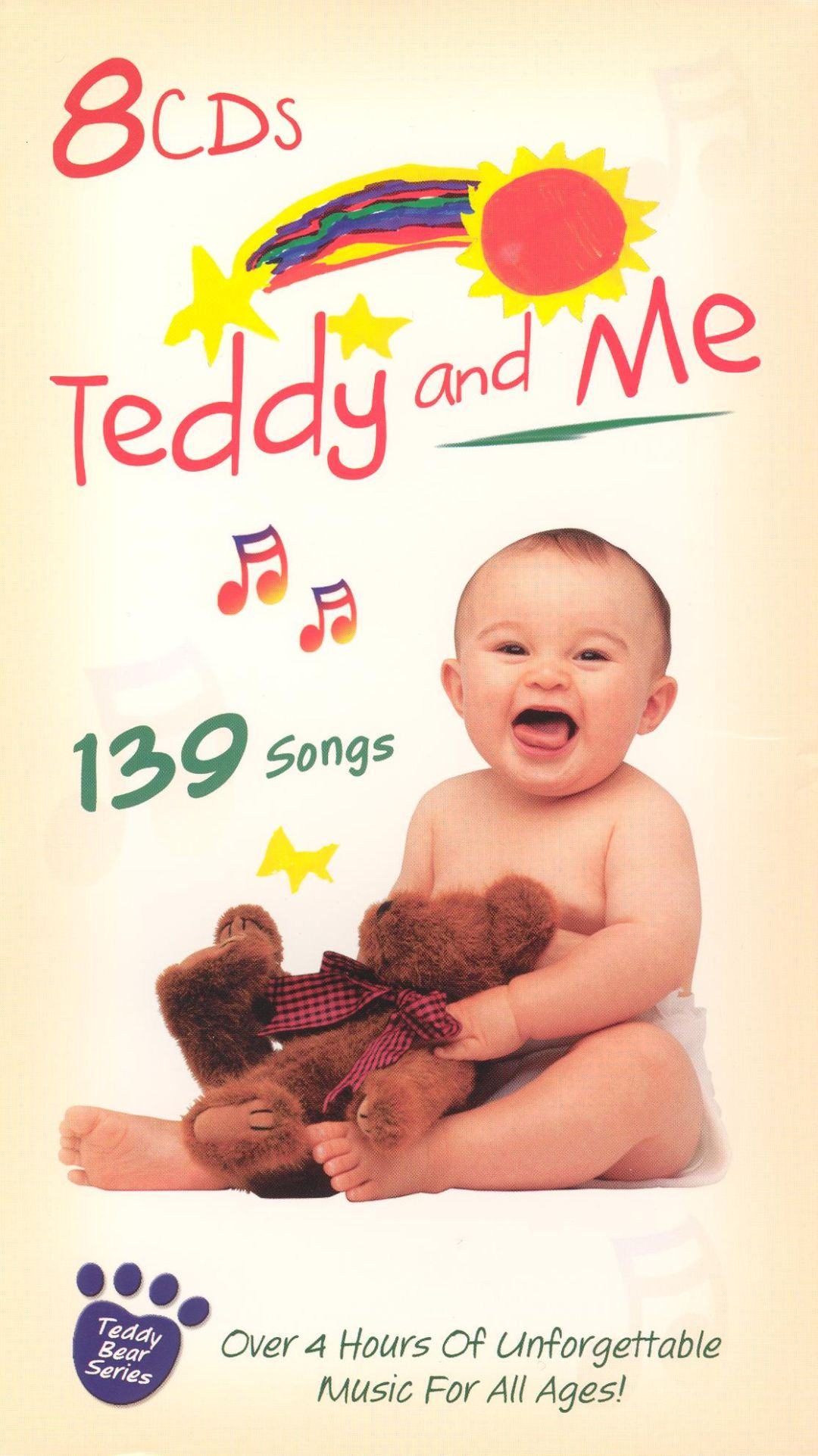 Teddy and Me [2003 Platinum Long Box]