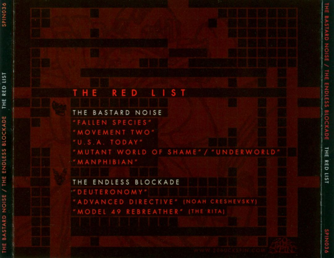 The Red List