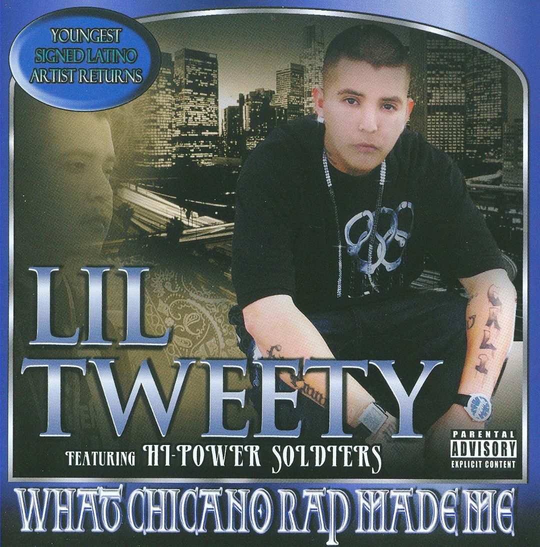 What Chicano Rap Made Me