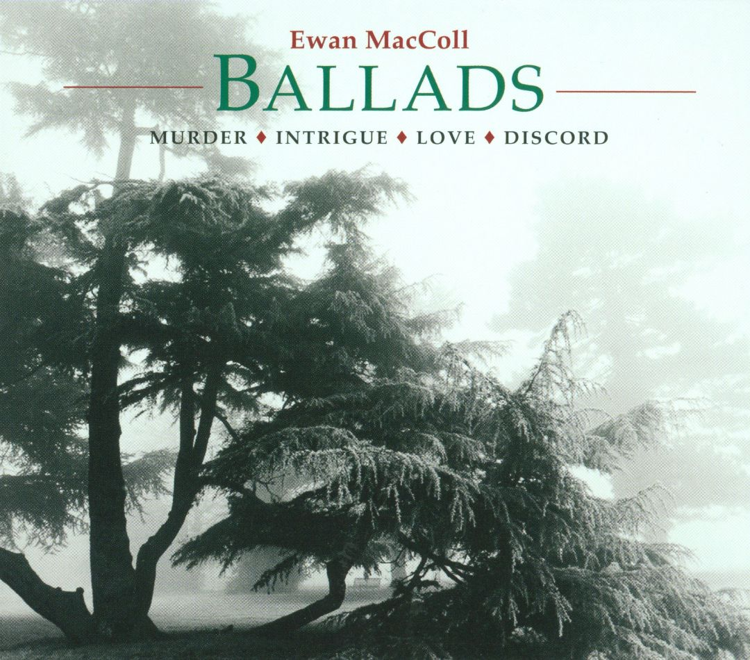 Ballads: Murder Intrigue Love Discord