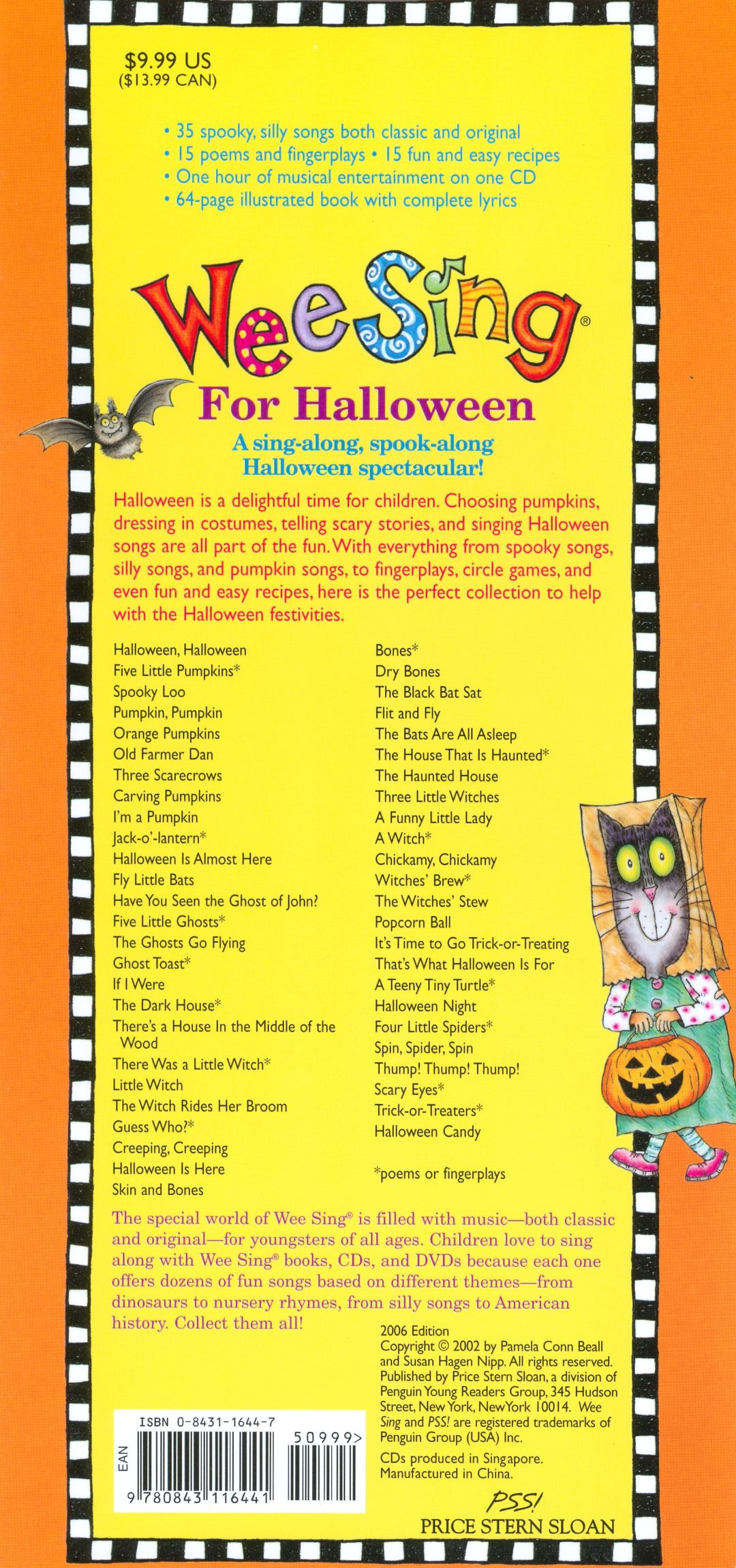 a scary halloween story scary stories for halloween telluride  wee sing for halloween pamela beall susan hagen nipp songs wee sing for halloween sfm a spooky scary halloween story