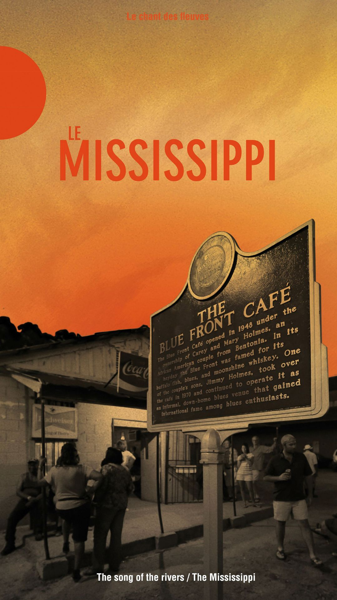 Le Mississippi: The Song of the Rivers/The Mississippi