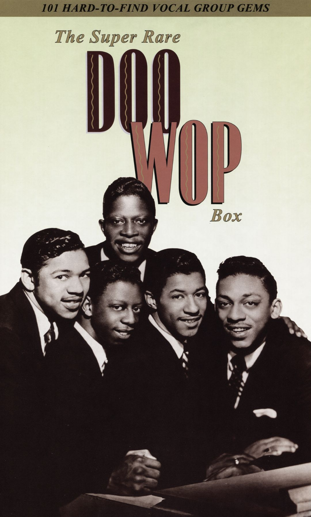 the super rare doo wop box various artists songs reviews credits allmusic. Black Bedroom Furniture Sets. Home Design Ideas