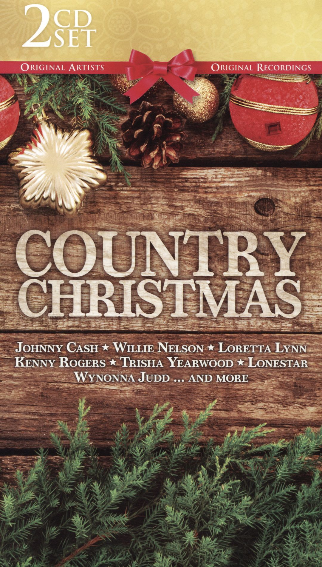 Country Christmas [Rhino] - Various Artists | Songs, Reviews ...