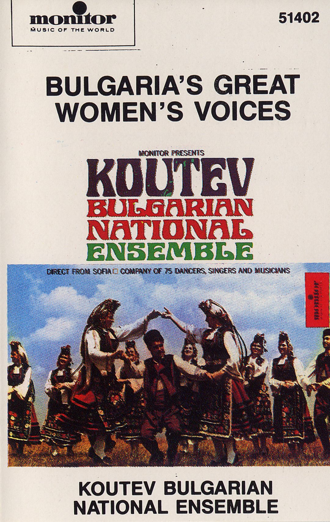 Koutev Bulgarian National Ensemble