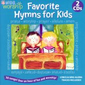 Favorite Hymns for Kids
