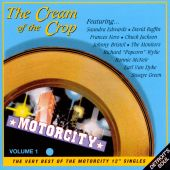 The Best of Motorcity Records: Cream of the Crop, Vol. 1
