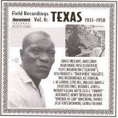 Field Recordings, Vol. 6: Texas (1933-1958)