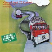 Canned Heat '70 Concert: Recorded Live in Europe