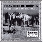 Texas Field Recordings (1934/1939)