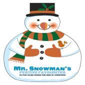 Mr. Snowman's Festive Favourites [Special Edition Tin]