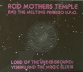 Lord of the Underground: Vishnu and the Magic Elixir