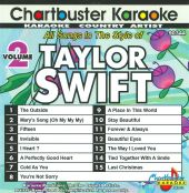 Chartbuster Karaoke: Taylor Swift, Vol. 2