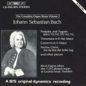 Johann Sebastian Bach: The Complete Organ Music, Vol. 2