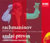 Sergey Rachmaninov: Symphonies Nos. 1-3; The Isle of the Dead; Symphonic Dances; Aleko (Extracts); Vocalise