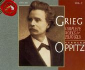 Grieg: Complete Works for Piano Solo, Vol. 2