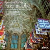 Countertenor Duets by Purcell and Blow